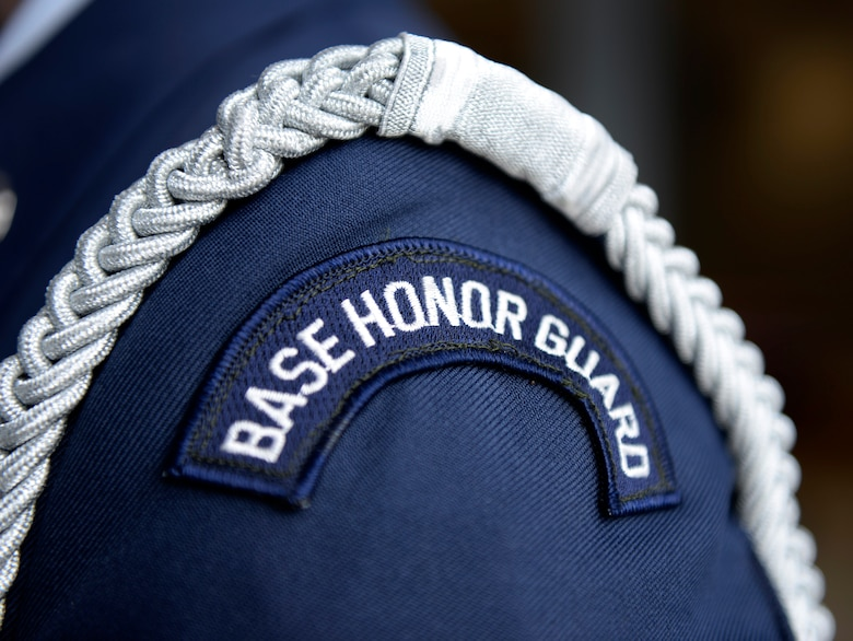 The Pease Base Honor Guard provides military honors to veteran funerals throughout N.H., Southern Maine and Northern Mass. (N.H. Air National Guard photo by Staff Sgt. Kayla White)