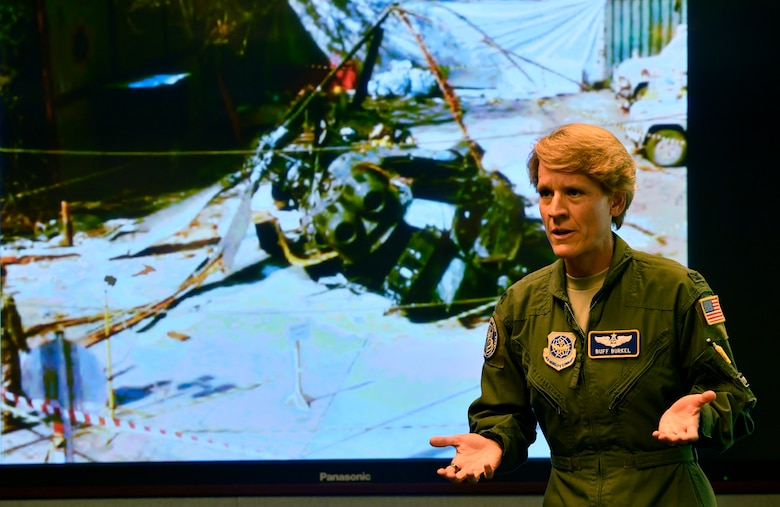 On Oct 11, 2015, Col. Laurel Burkel was rescued from the mangled wreckage of the helicopter crash in Afghanistan. Burkel lived to tell her story, but Maj. Phyllis Pelky, Master Sgt. Greg Kuhse, and three NATO partners were lost.