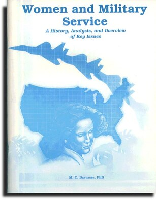 Book Cover - Women and Military Service