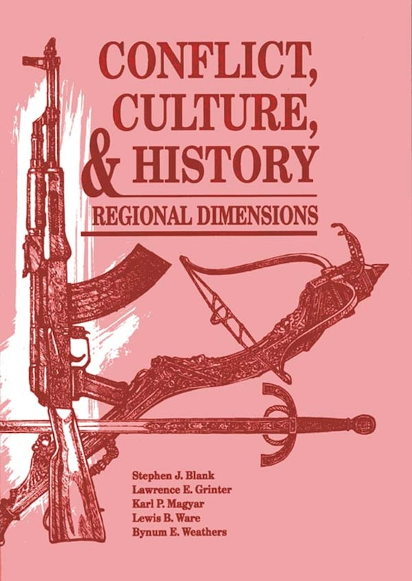 Book Cover - Conflict, Culture, and History