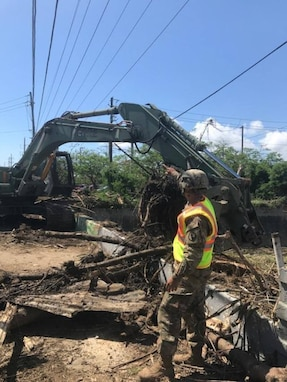 U.S. Army Reserve - Puerto Rico Soldiers ready for 2018 hurricane season