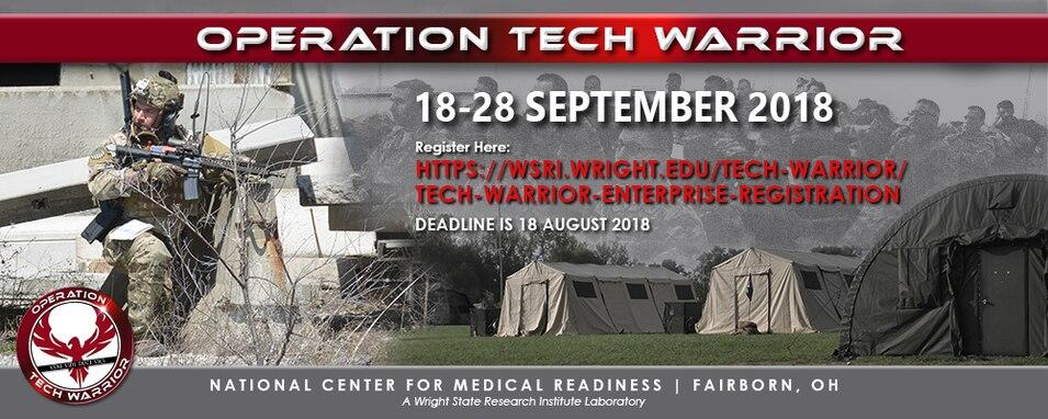 Operation Tech Warrior