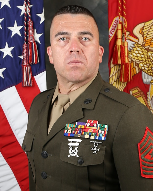 SERGEANT MAJOR AMMAN E. CATALAN