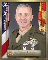 Colonel Vincent J. Ciuccoli