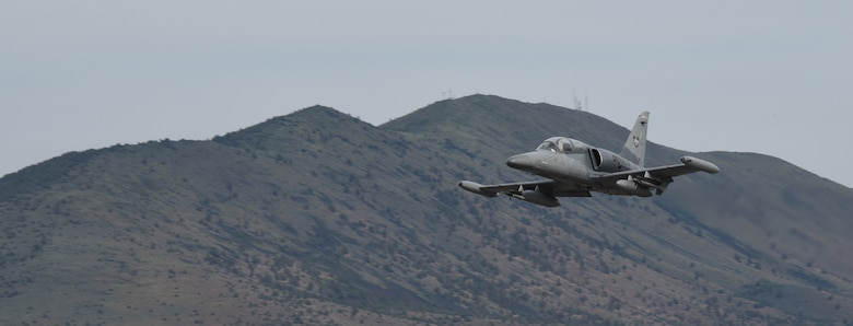 173rd FW Expands Training with Contracted Adversary Air