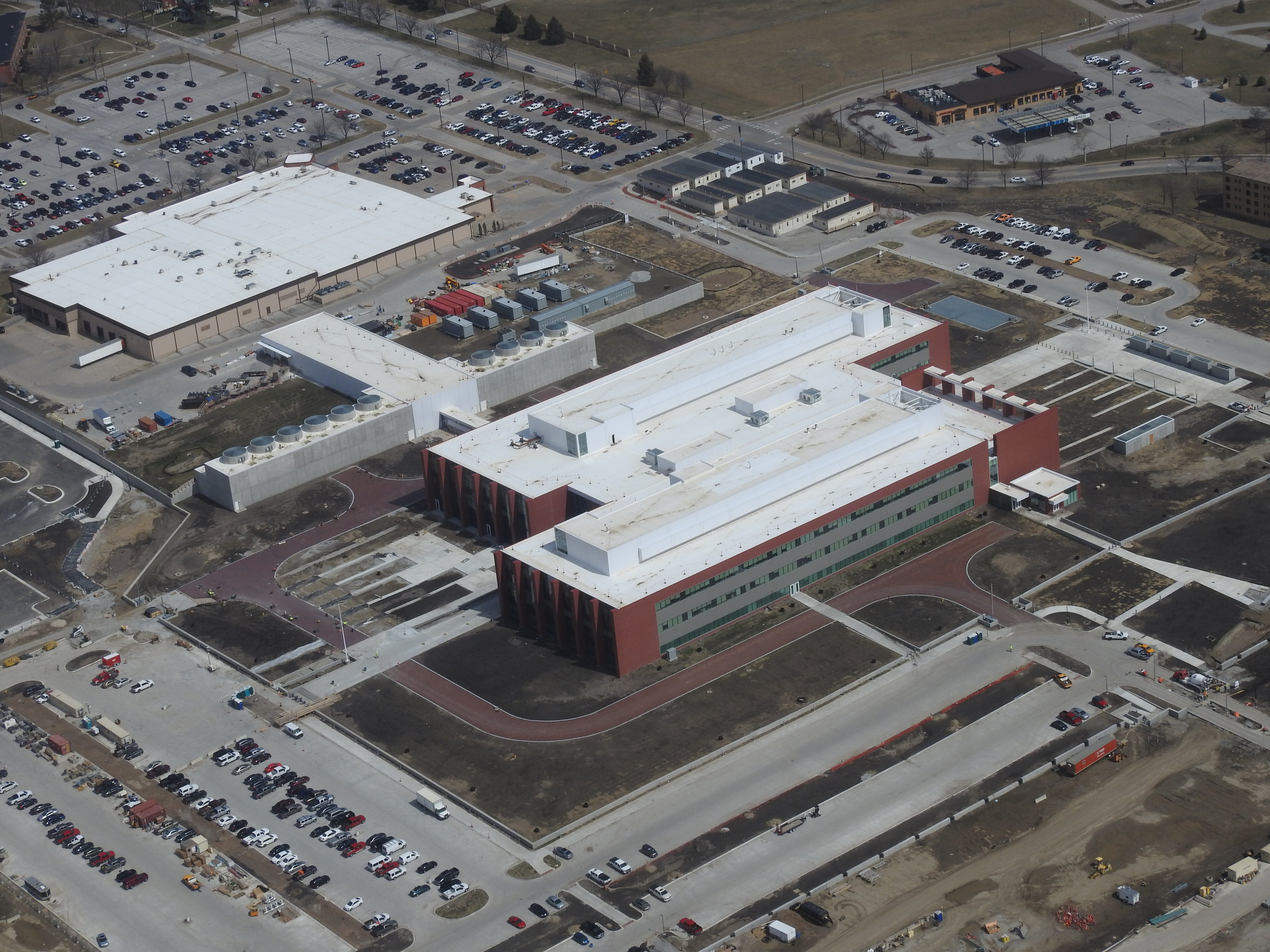 USSTRATCOM's New Command and Control Facility Transitions to