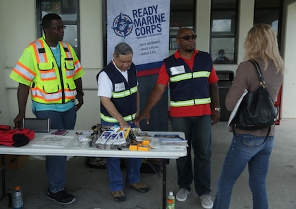 MCIAC Emergency Management Community Outreach and Education.
