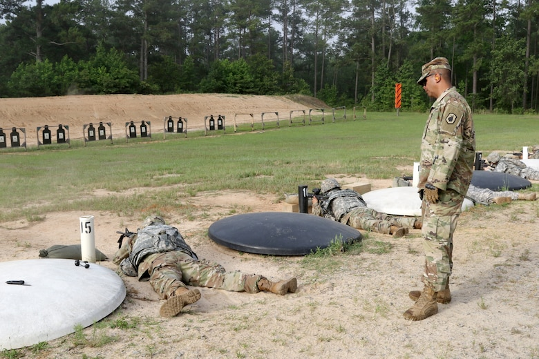 98th Training Division drill sergeant helps find USARC Best Warrior