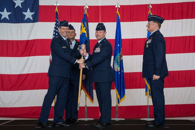 Team Andersen welcomes Brig. Gen. Boswell as new commander