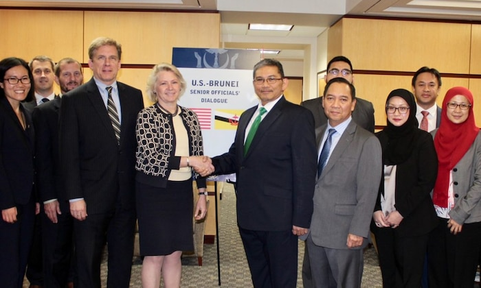 Third U.S.-Brunei Senior Officials' Dialogue