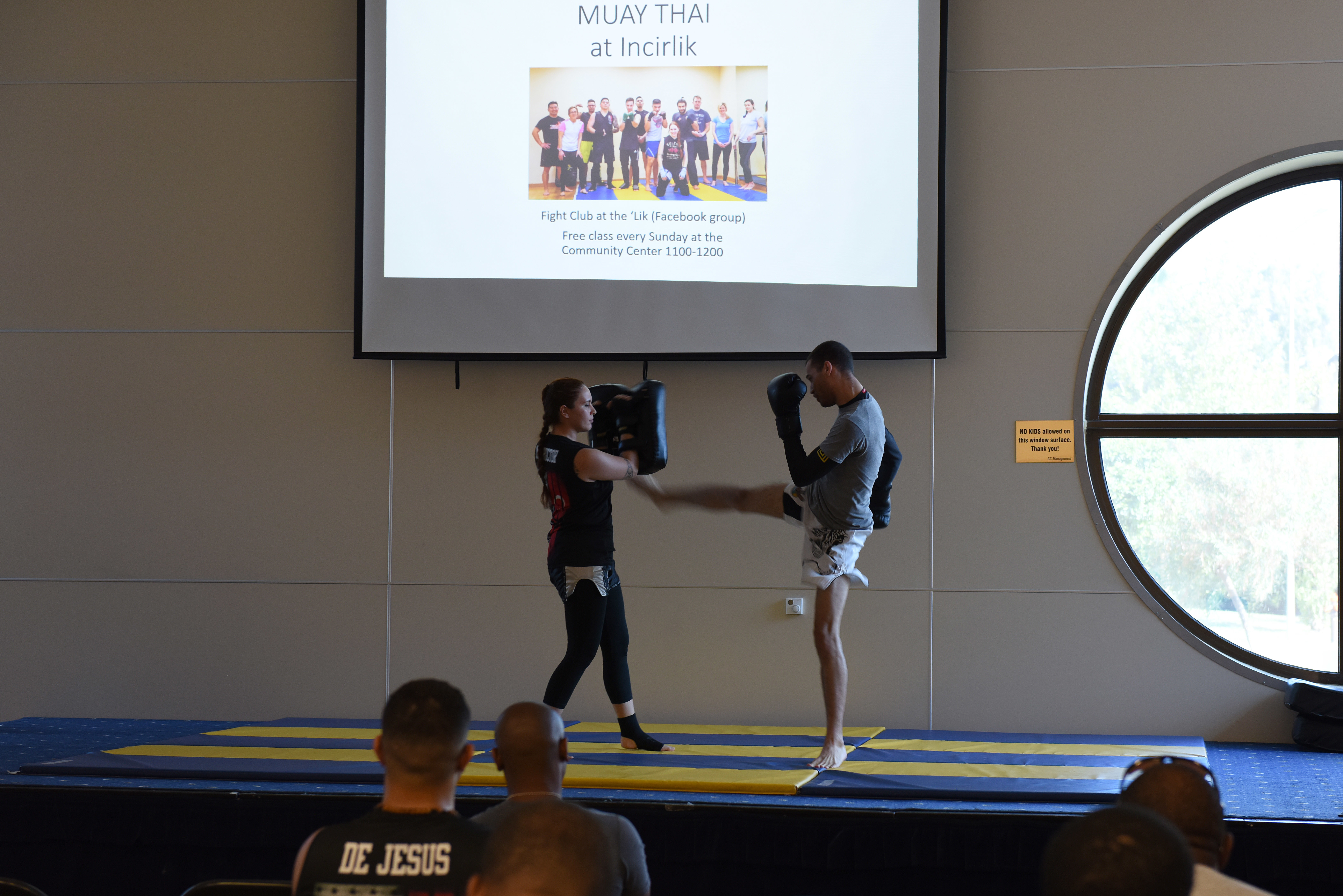 Incirlik hosts MMA workshop > Incirlik Air Base > Article