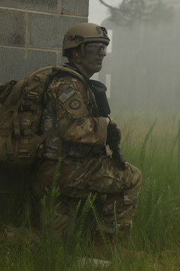 2018 Army Reserve Best Warrior:  Mystery Event 4