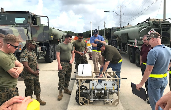 Marine Corps Expeditionary Mobile Fuel Additization Capability