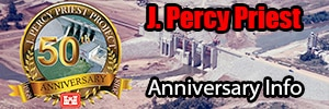 J. Percy Priest Anniversary Info