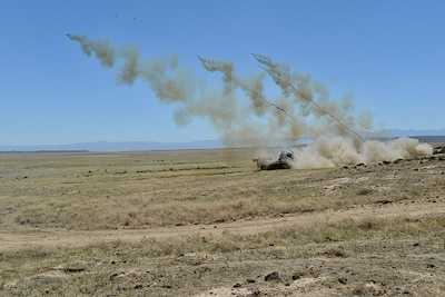 Idaho Guard engineers train with Reserve counterparts