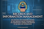 DLA's Records and Information Management program is performing an agencywide inventory of all documents that may have regulatory, legal or historical importance to the agency or the government.