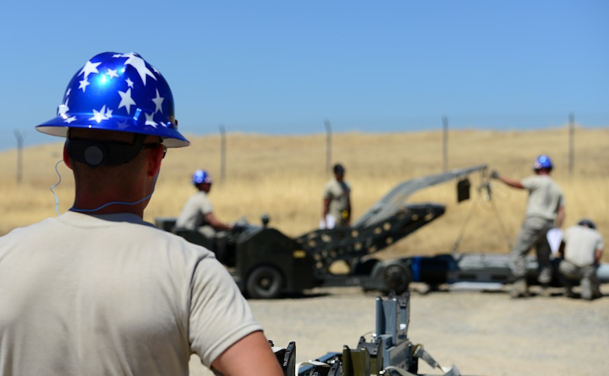 The 9th Munitions Squadron held the first-ever Air Force Combat Operations Competition (AFCOCOMP) June 12-14, 2018, here.