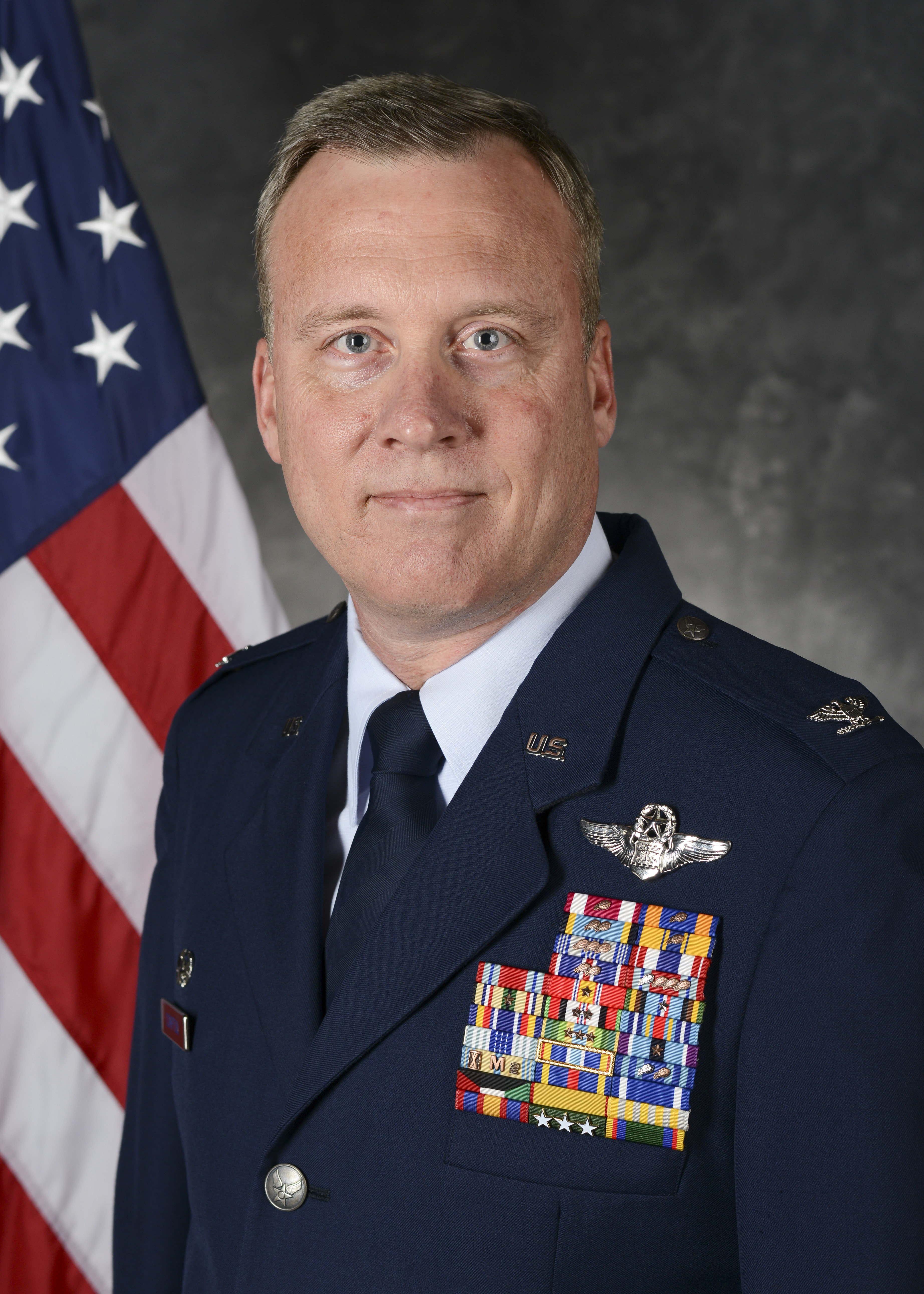 Lt. Col. David W. Compton
