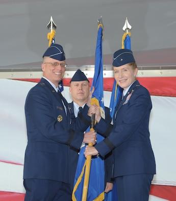 Leavitt assumes command of AFRS