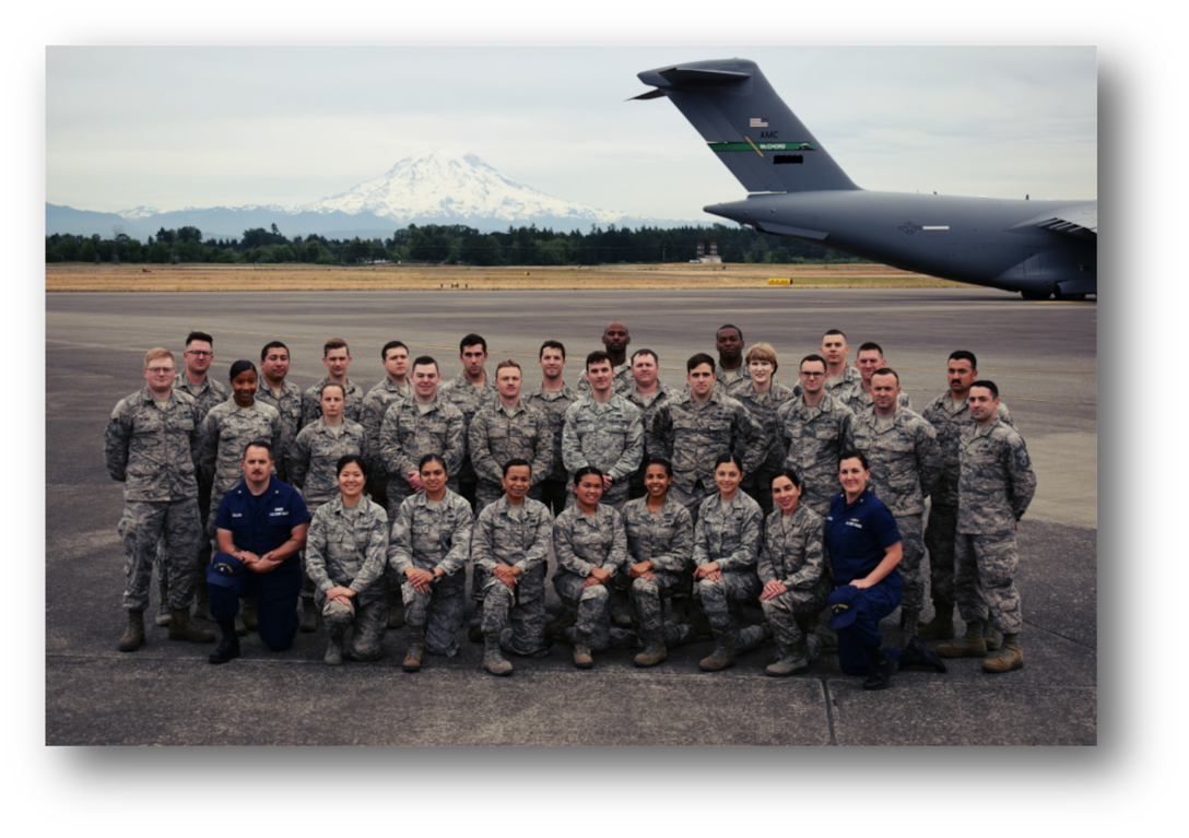 Congratulations to the service members who graduated from the Julius A. Kolb Airman Leadership School, June 14, 2018, at Joint Base Lewis-McChord, Wash.