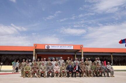 Alaska Guardsmen depart for Mongolia