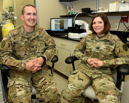Former field artillery officer commissioned as Army medicine ...