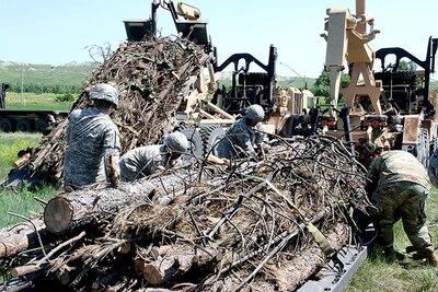 Kansas Guard provides humanitarian support during Golden Coyote