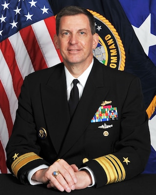 Vice Admiral David M. Kriete Deputy Commander, USSTRATCOM