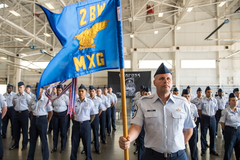2nd Bomb Wing welcomes new commander