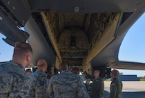 91st MW, 7th BW share mission success, innovations for mutual unit improvements