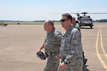 Chief of National Guard Bureau visits the 181st