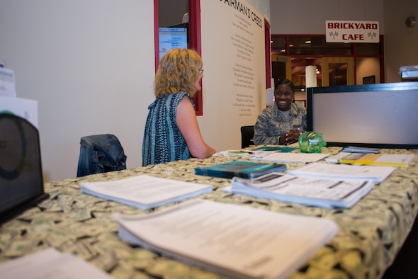 Free financial counseling offered to military members