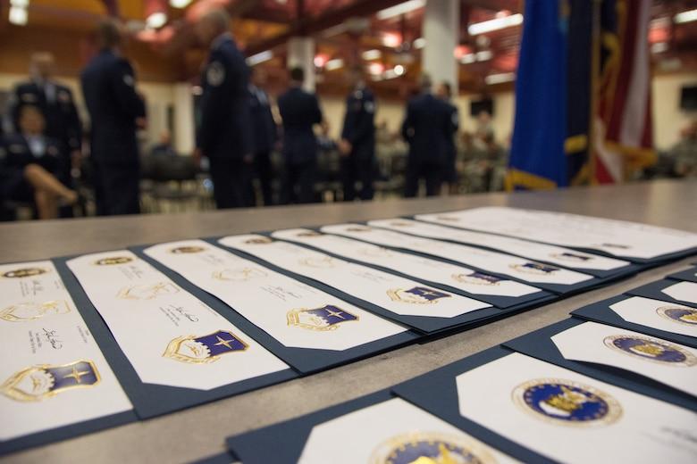 33 Airmen awarded CCAF degree at Hulman Field