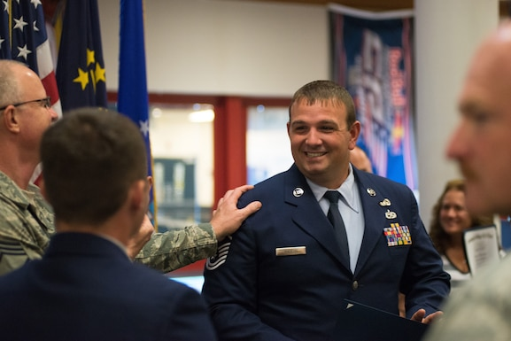 33 Airmen awarded CCAF degree at Hulman Field