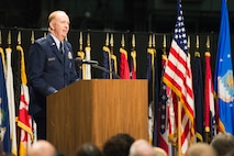 88th ABW Change of Command