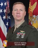 LtCol Zachariah E. Anthony