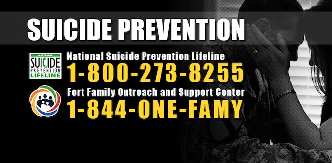Getting Help:  Suicide Prevention
