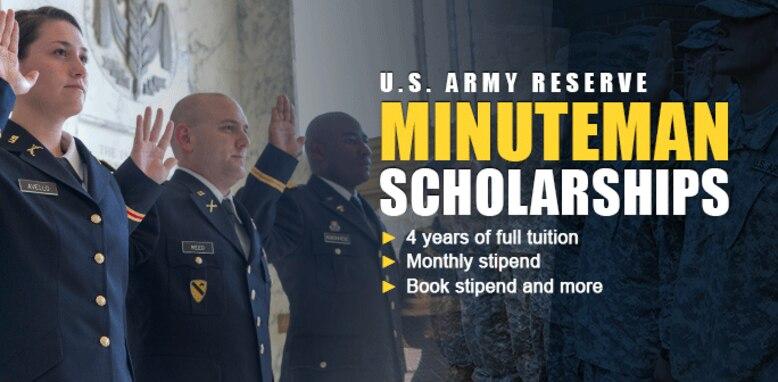 Minuteman Scholarship Opportunities