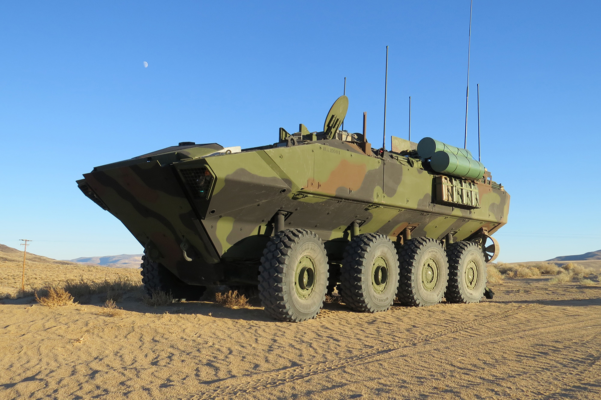 Marine Corps Systems Command awards contract to produce ACV > Marine Corps  Systems Command > News Article Display
