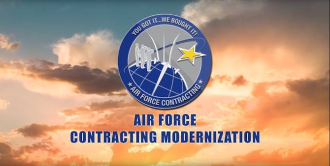 The U.S. Air Force plan to implement a new contracting management system in fiscal year 2018 named Contracting Information Technology (CON-IT).