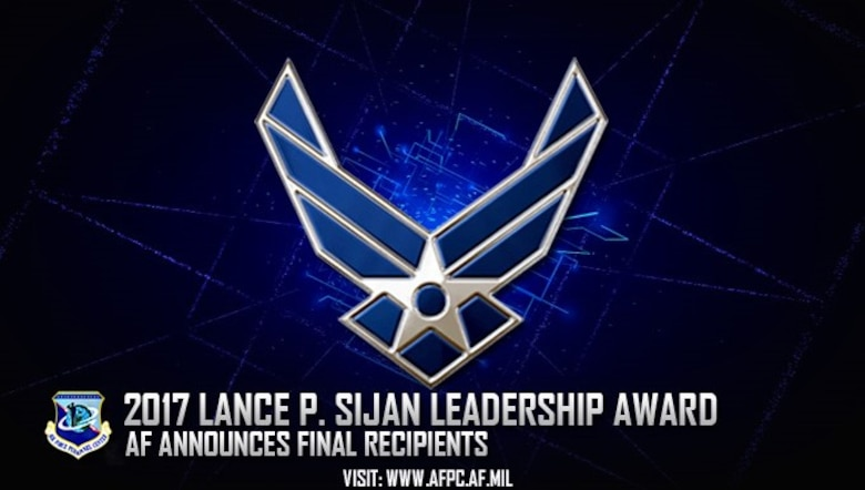Air Force announces 2017 Sijan award winners