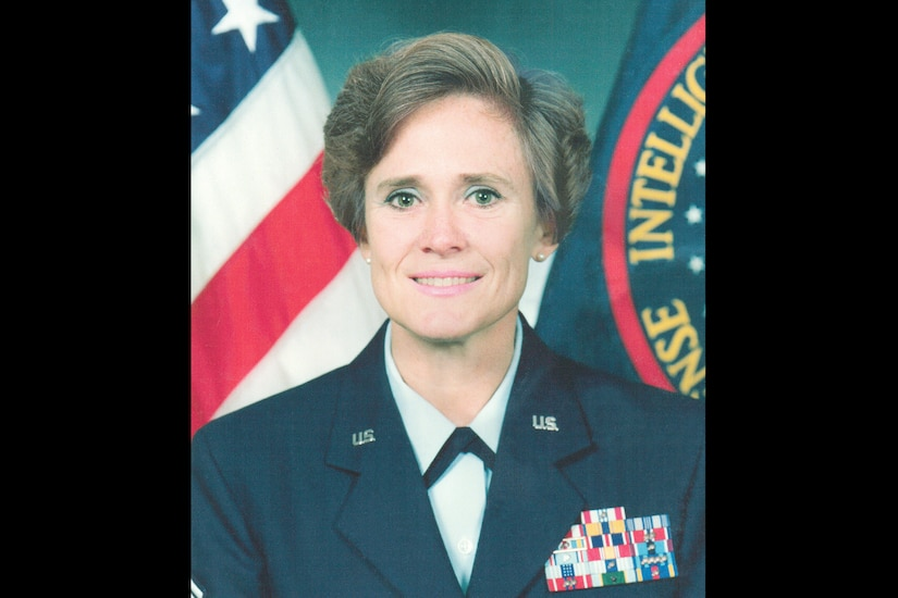 CMSgt Therese Henrion served as DIA's Command Senior Enlisted Leader from October 1995-October 1997. She was the first female CSEL in DIA history.