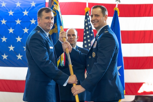 Danielson takes command of 43d AMOG