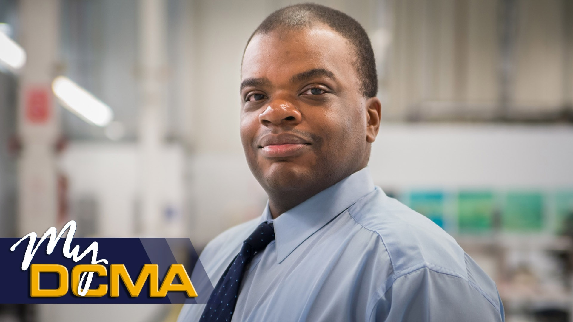 Stanley Michaud is a quality assurance specialist with Defense Contract Management Agency Garden City assigned to the Harris Corporation in Amityville, New York. He has been a part of the DCMA team almost 10 years. (DCMA graphic by Stephen Hickok)