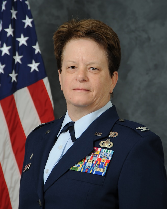 Col. McAllen Official Photo