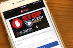 "The ""Stop the Bleed"" app, available for iPhone and Android, can help bystanders save lives in the event of an emergency."