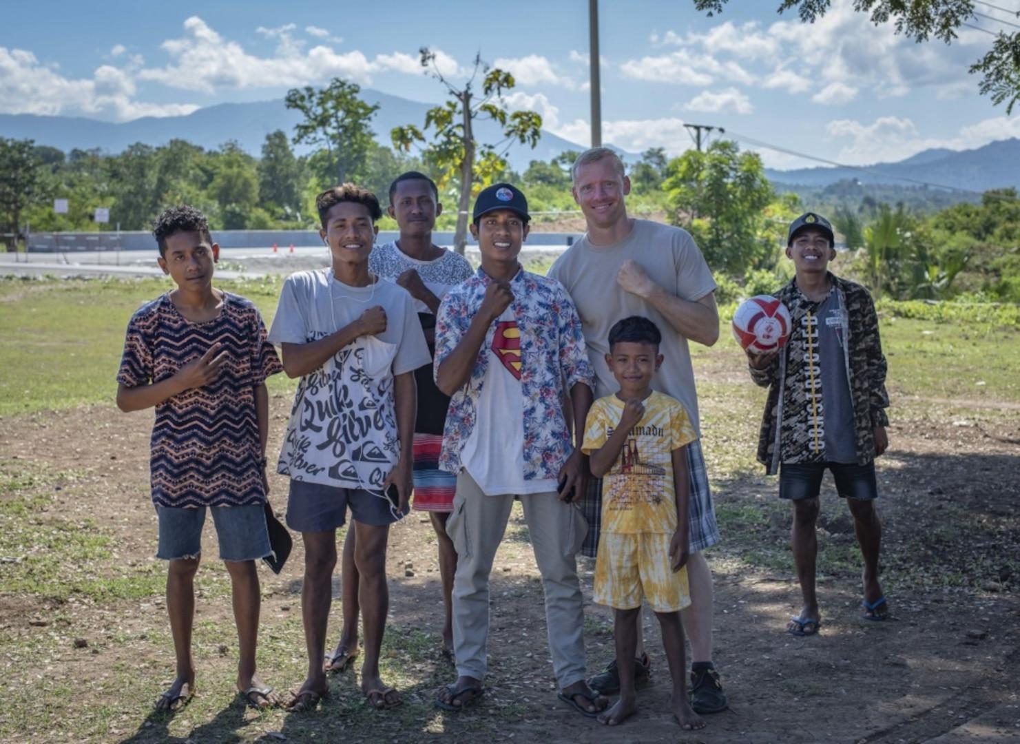 Pacific Angel 18-1 Unsung Heroes Enabled Medics, Engineers in Timor-Leste