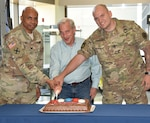 Distribution headquarters celebrates the 243rd Army birthday