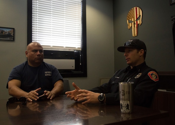 Camp Pendleton firefighter strives to make difference