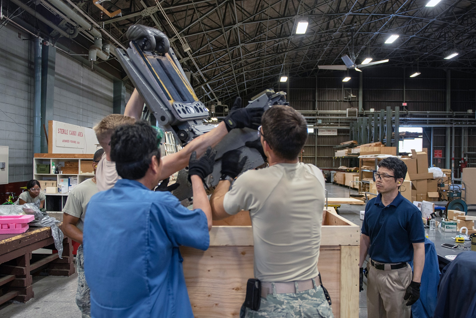 Wing Immersion Program sets Airmen up for Success